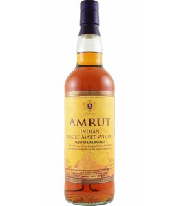 Amrut Indian Single Malt Whisky - Batch 119