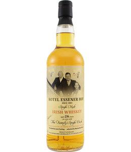 SM Irish Whiskey 1989 Rolf Kaspar - 26 yo