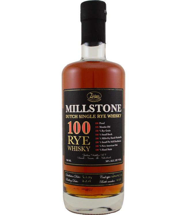 Millstone Millstone 100 Rye 2016