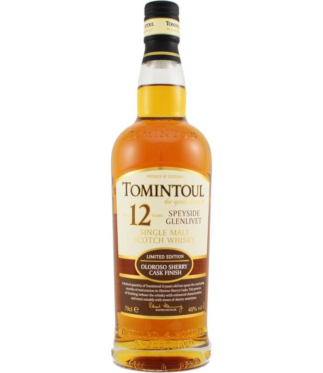 Tomintoul Tomintoul 12-year-old Oloroso