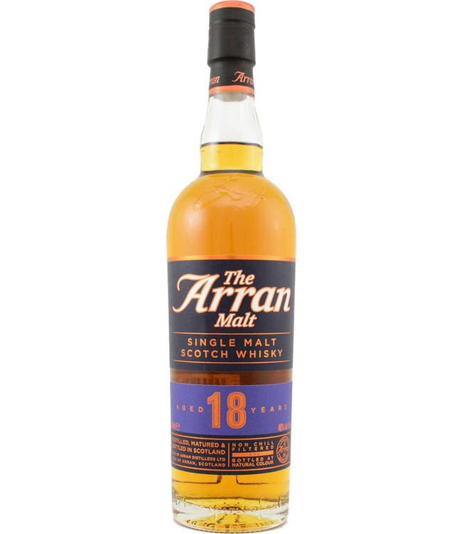 Arran Arran 18-year-old