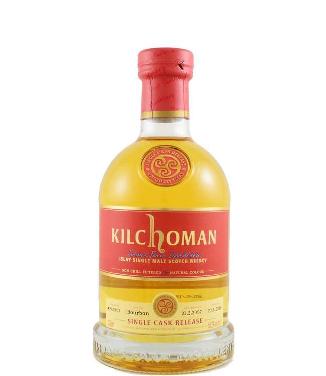 Kilchoman Kilchoman 2007 for Bresser & Timmer