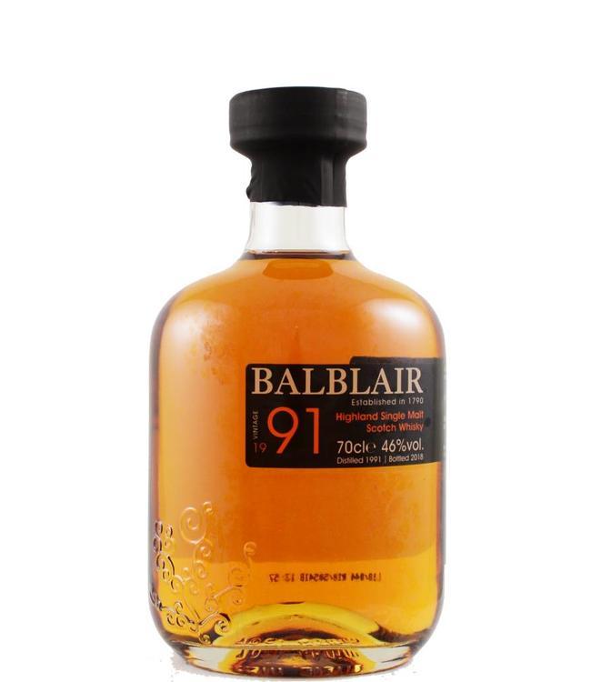 Balblair Balblair 1991