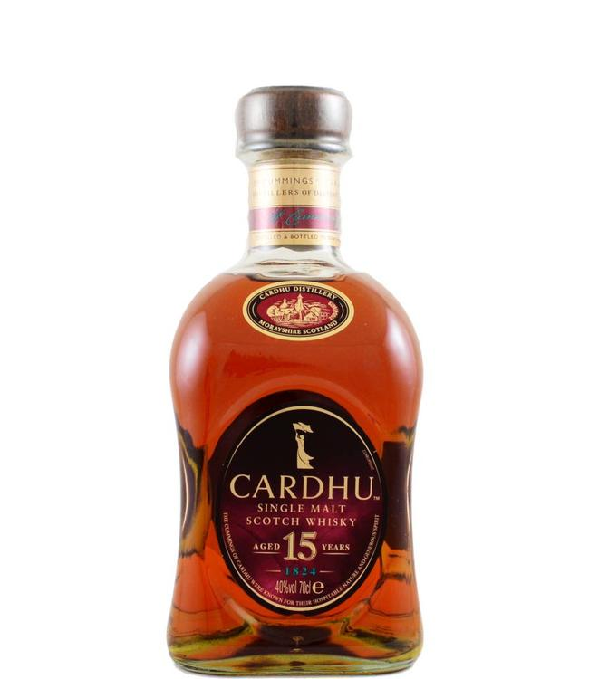 Cardhu Cardhu 15-year-old