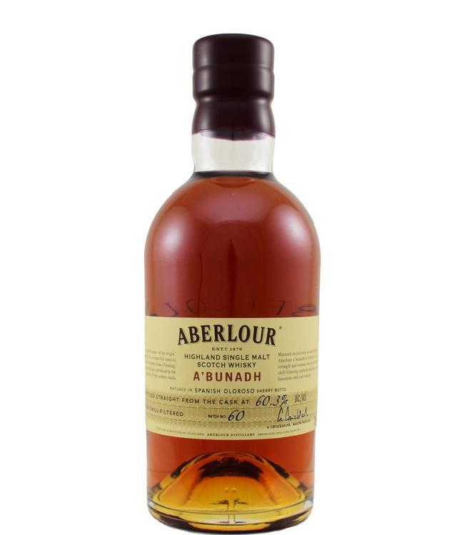 Aberlour Aberlour A'bunadh batch #60