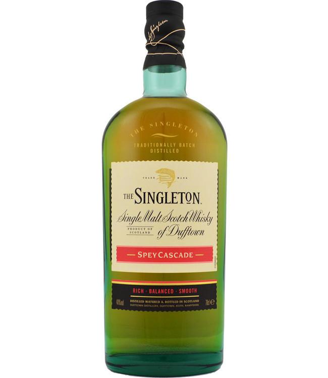 The Singleton of Dufftown The Singleton Spey Cascade