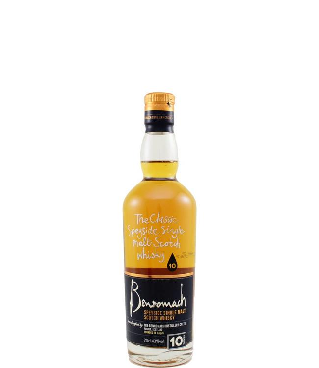 Benromach Benromach 10-year-old - 20 cl