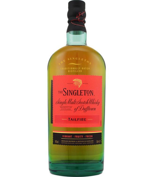 The Singleton of Dufftown The Singleton Tailfire