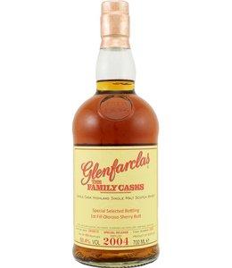 Glenfarclas 2004 60.4% Family Casks