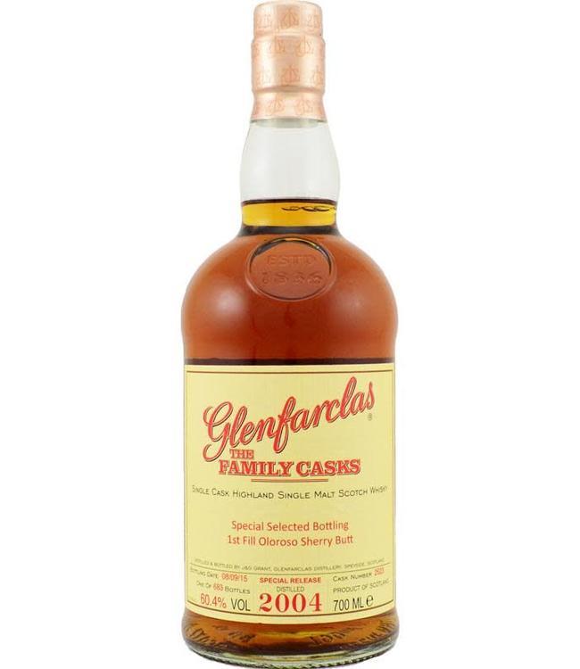 Glenfarclas Glenfarclas 2004 60.4% Family Casks