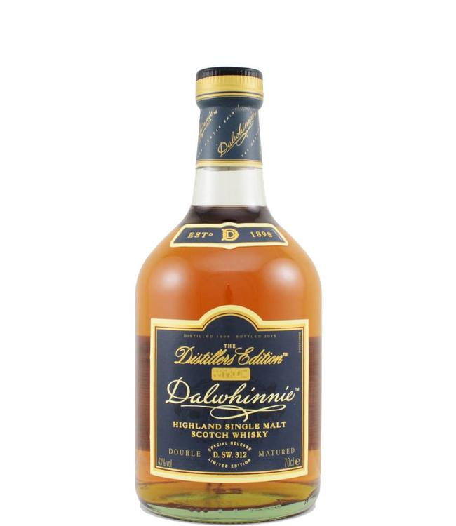 Dalwhinnie Dalwhinnie 1998 Distillers Edition