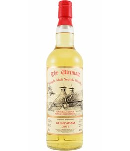 Glencadam 2011 Ultimate - Cask 800106