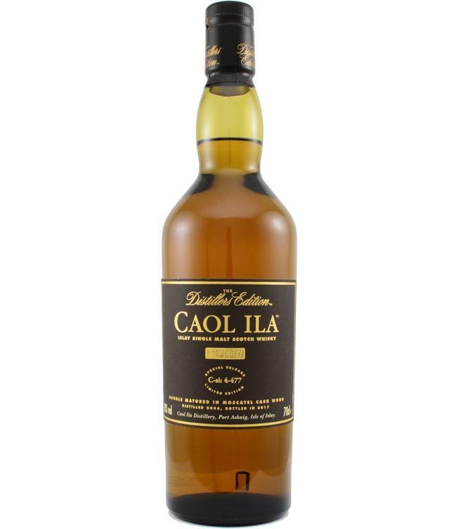 Caol Ila Caol Ila 2006 - 2017 Distillers Edition