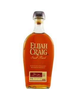 Elijah Craig Small Batch - New Bottle