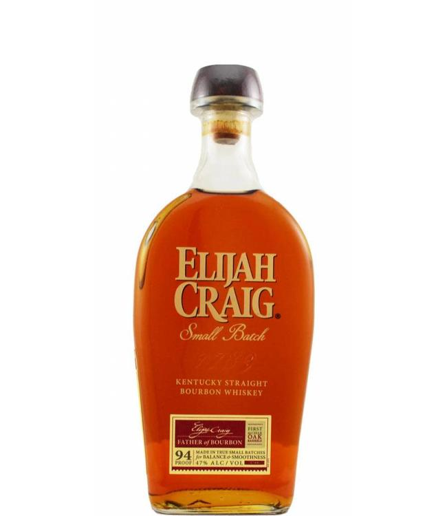 Elijah Craig Elijah Craig Small Batch - New Bottle