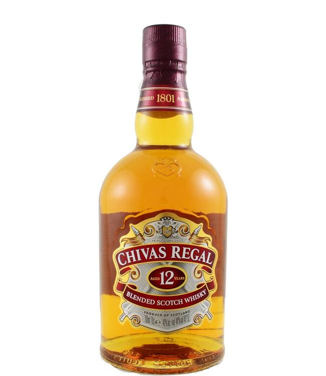 Chivas Regal Chivas Regal 12 jaar