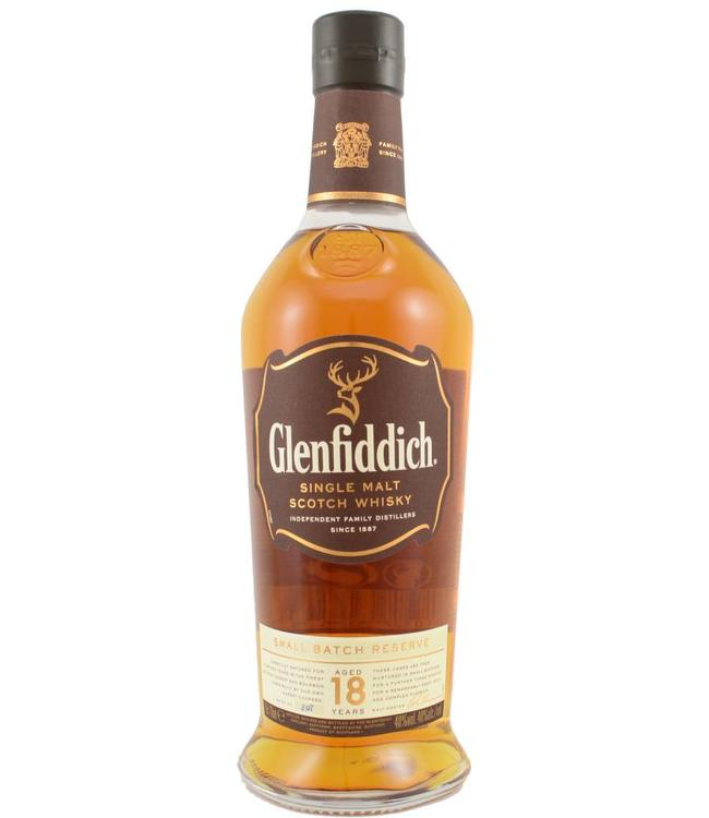 Glenfiddich Glenfiddich 18-year-old