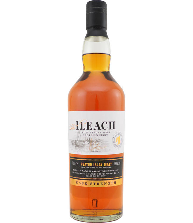 The Ileach The Ileach  Cask Strength