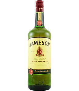 Jameson Irish Whiskey - Liter