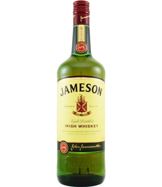 Jameson Jameson Irish Whiskey - Liter