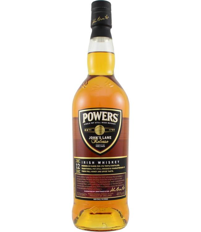 Powers Powers - 12 yo John's Lane Release