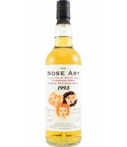Single Speyside Malt 1993 Whisky Doris - The Nose Art