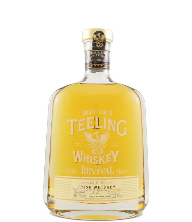 Teeling Teeling  Revival 12-year-old