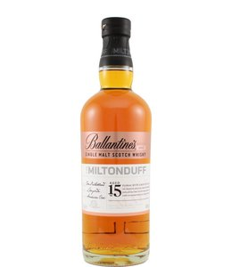 Miltonduff 15-year-old