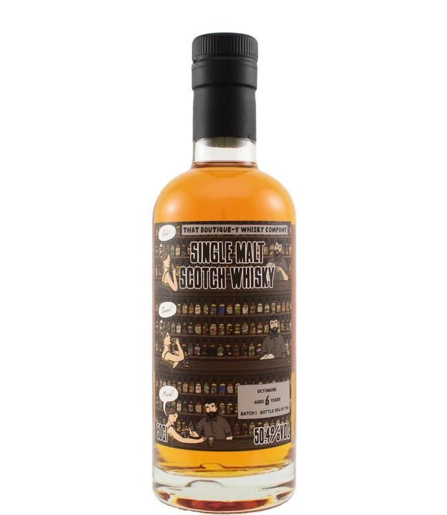 Octomore Octomore 06-year-old That Boutique-y Whisky Company