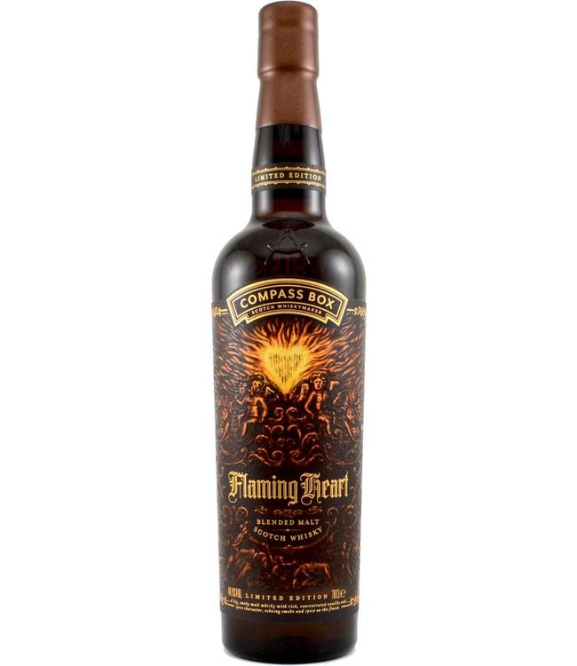 Flaming Heart 2018 Edition Compass Box