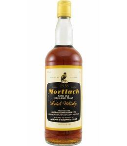 Mortlach 1938 Gordon & MacPhail