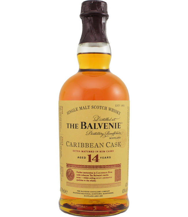 Balvenie Balvenie 14 jaar Caribbean Cask