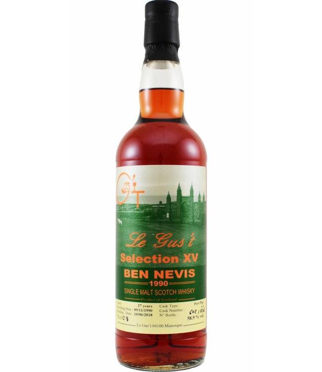 Ben Nevis Ben Nevis 1990 Le Gus't