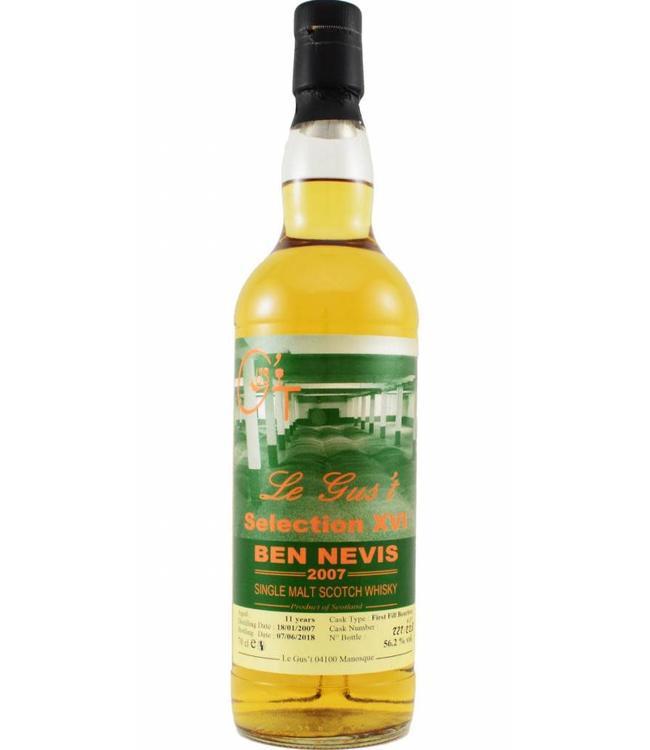Ben Nevis Ben Nevis 2007 Le Gus't