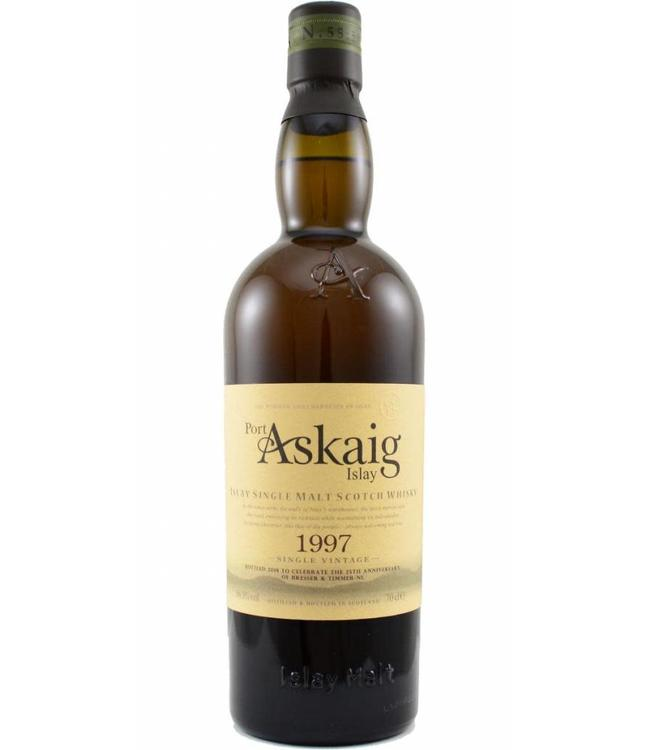 Port Askaig Port Askaig 1997 Single Vintage - Elixir Distillers