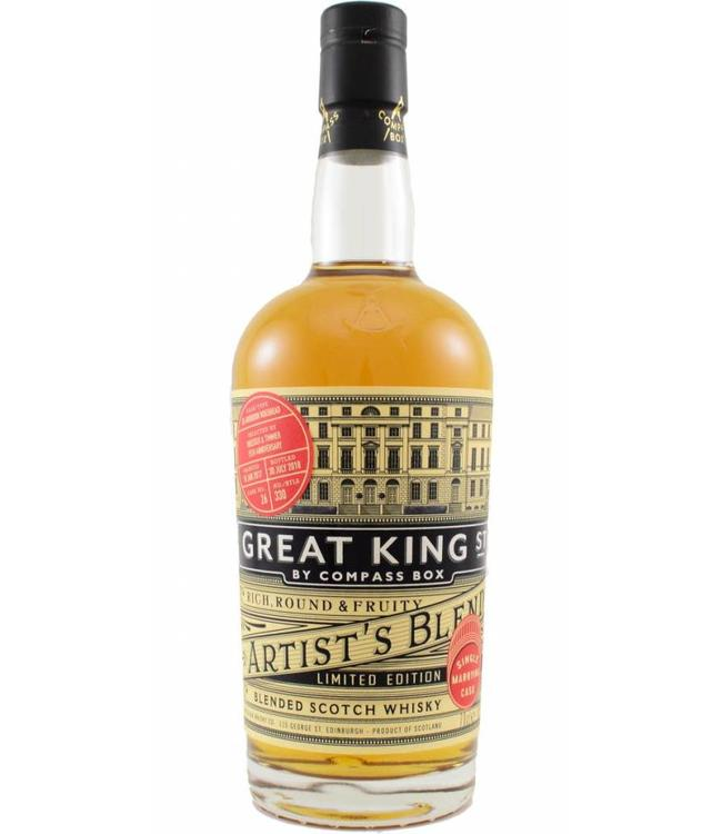 Great King Street Artist's Blend Compass Box