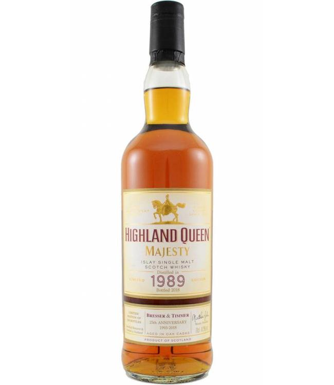 Highland Queen 1989 Islay