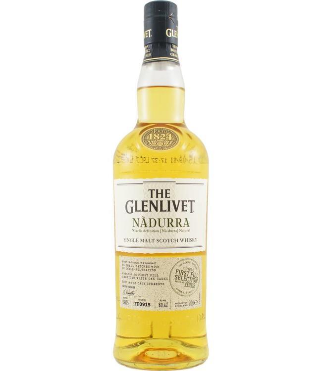 Glenlivet Glenlivet Nàdurra 1st Fill Selection - FF0915