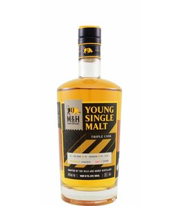 M&H Whisky Distillery Young Single Malt
