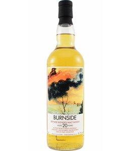 Burnside 20-year-old Chorlton Whisky