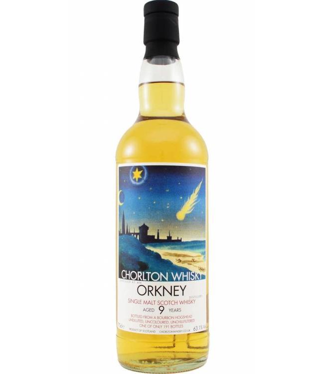 Orkney 09-year-old Chorlton Whisky