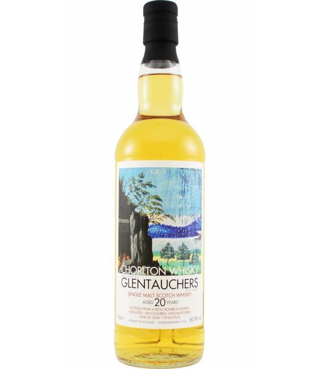 Glentauchers Glentauchers 20-year-old Chorlton Whisky