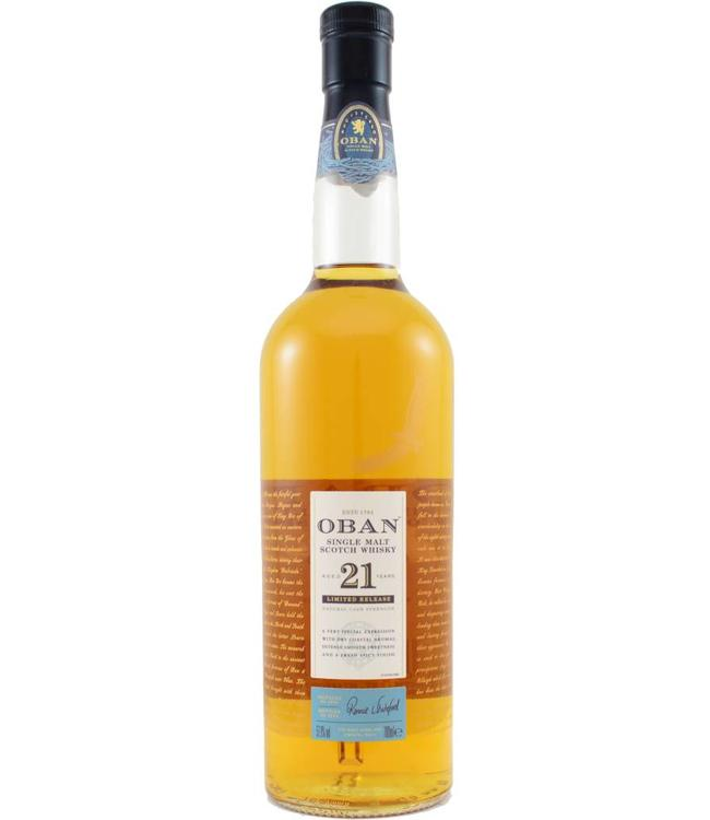 Oban Oban 21-year-old