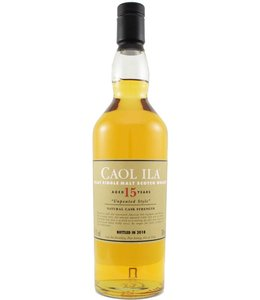 Caol Ila 15-year-old Unpeated