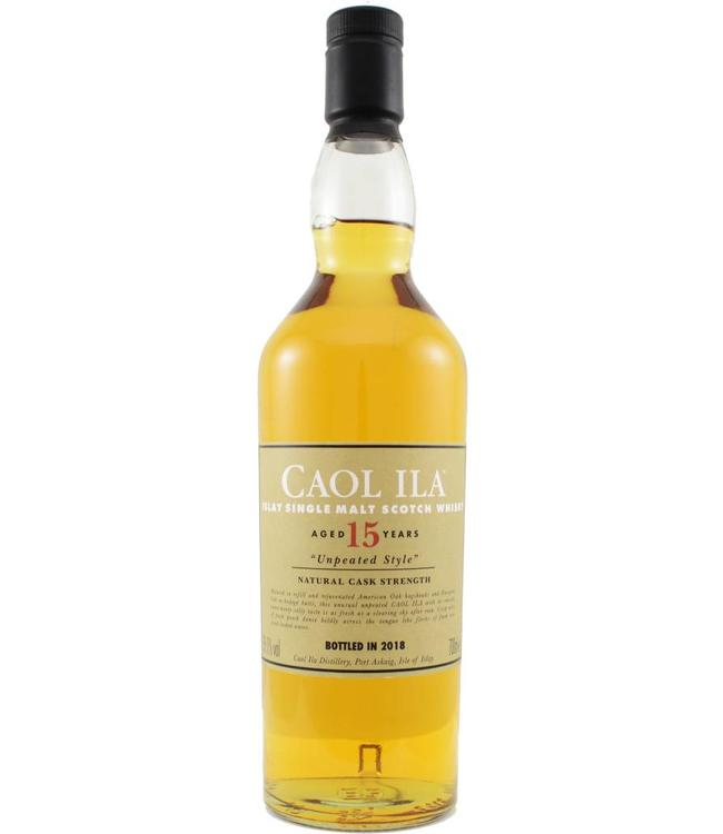 Caol Ila Caol Ila 15-year-old Unpeated