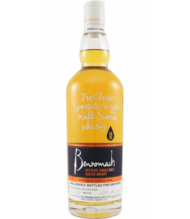 Benromach Benromach 2006 PSF 59.2%