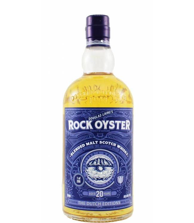 Rock Oyster 20-year-old Douglas Laing