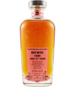 Ben Nevis 1990 Signatory Vintage