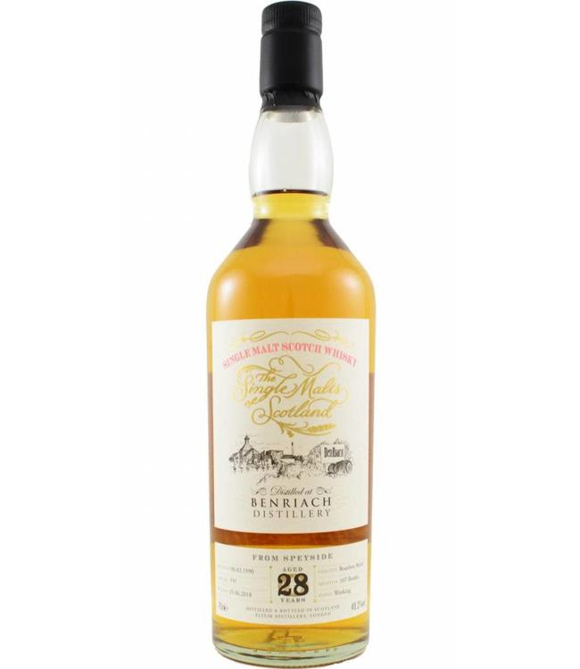 Benriach BenRiach 1990 Elixir Distillers