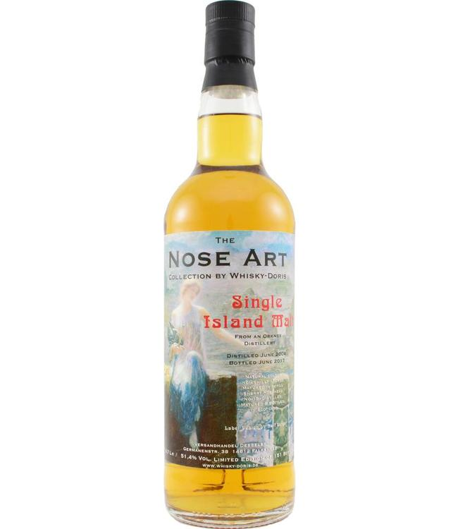 Single Island Malt 2004  Whisky-Doris